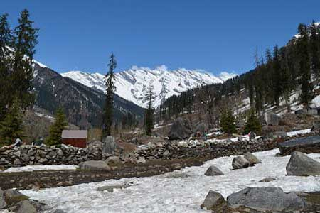 Amritsar to Manali tour packages