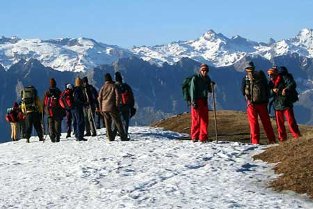 Bhopal to Manali tour packages