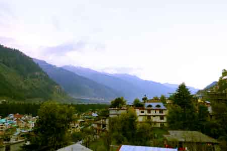 Chennai to Manali tour packages