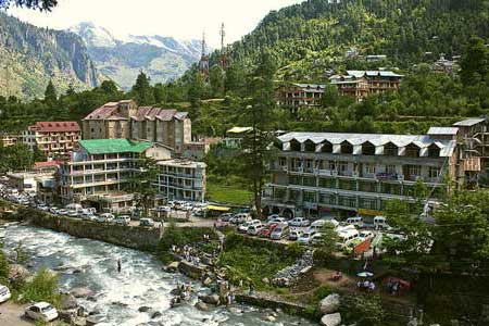 Cochin to Manali tour packages