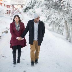 Manali honeymoon package from Chandigarh 6 Nights 7 Days by Volvo