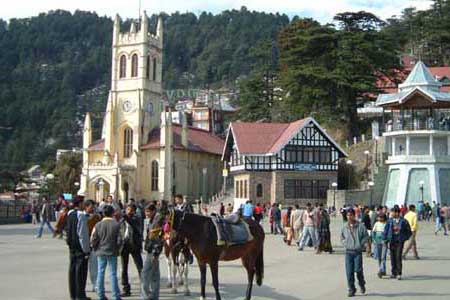 Manali tour packages from Baroda