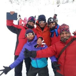 Manali tour package from Calicut 6 Nights 7 Days by Train