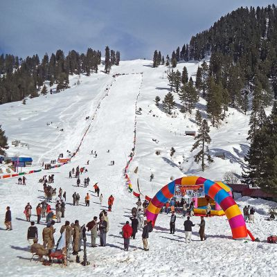 Manali tour package from Trivandrum 6 Nights 7 Days by Train
