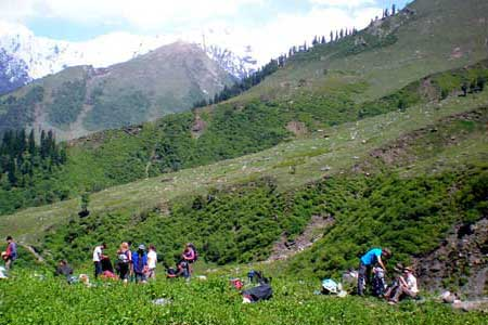 Manali tour packages from Lucknow