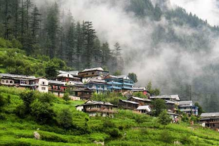 Manali tour packages from Nagpur