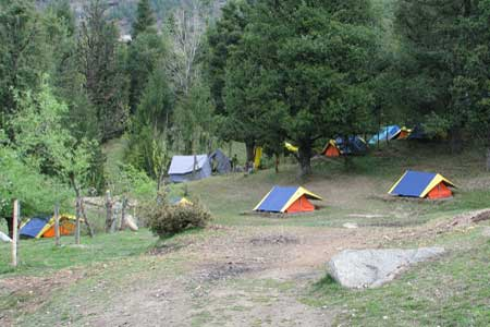 Manali tour packages from Raipur