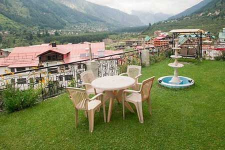 Manali tour packages from Trivandrum