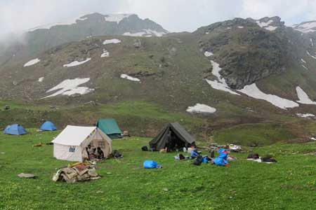 Nagpur to Manali honeymoon packages