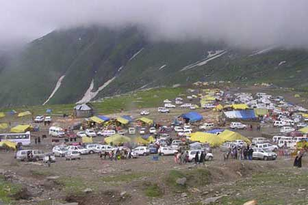 Rajkot to Manali tour packages