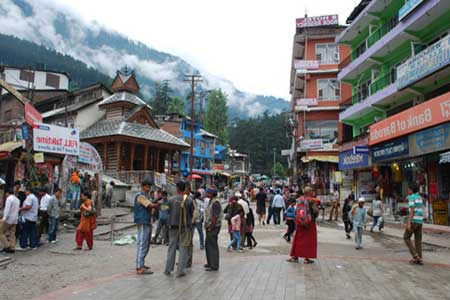 Surat to Manali honeymoon packages