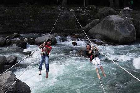 Vadodara to Manali honeymoon packages